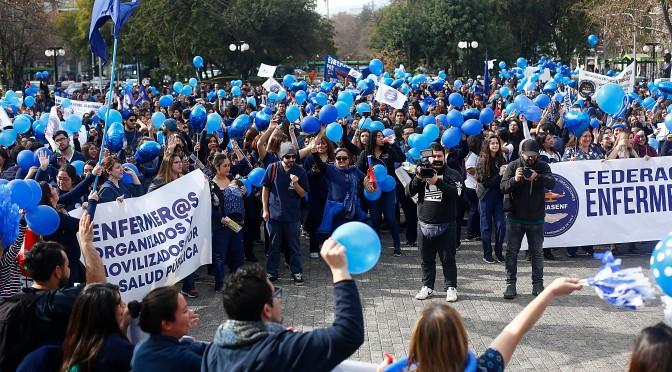 ESTADO DE ALERTA: Consejo Nacional del Colegio de Enfermeras de Chile A.G. fortalece rol político y social de la profesión