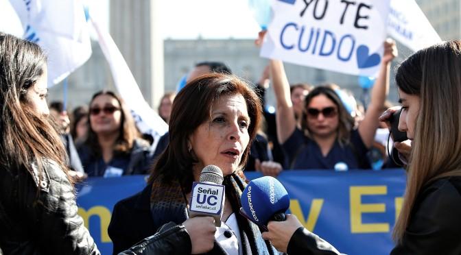 Colegio de Enfermeras en respuesta a Matronas: El respeto a la legislación vigente es lo que asegura la normalidad en la atención a la ciudadanía.
