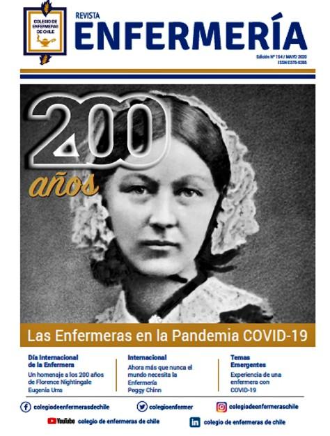 revista 154 portada