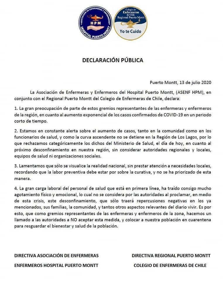 DeclaracionPuertoMontt