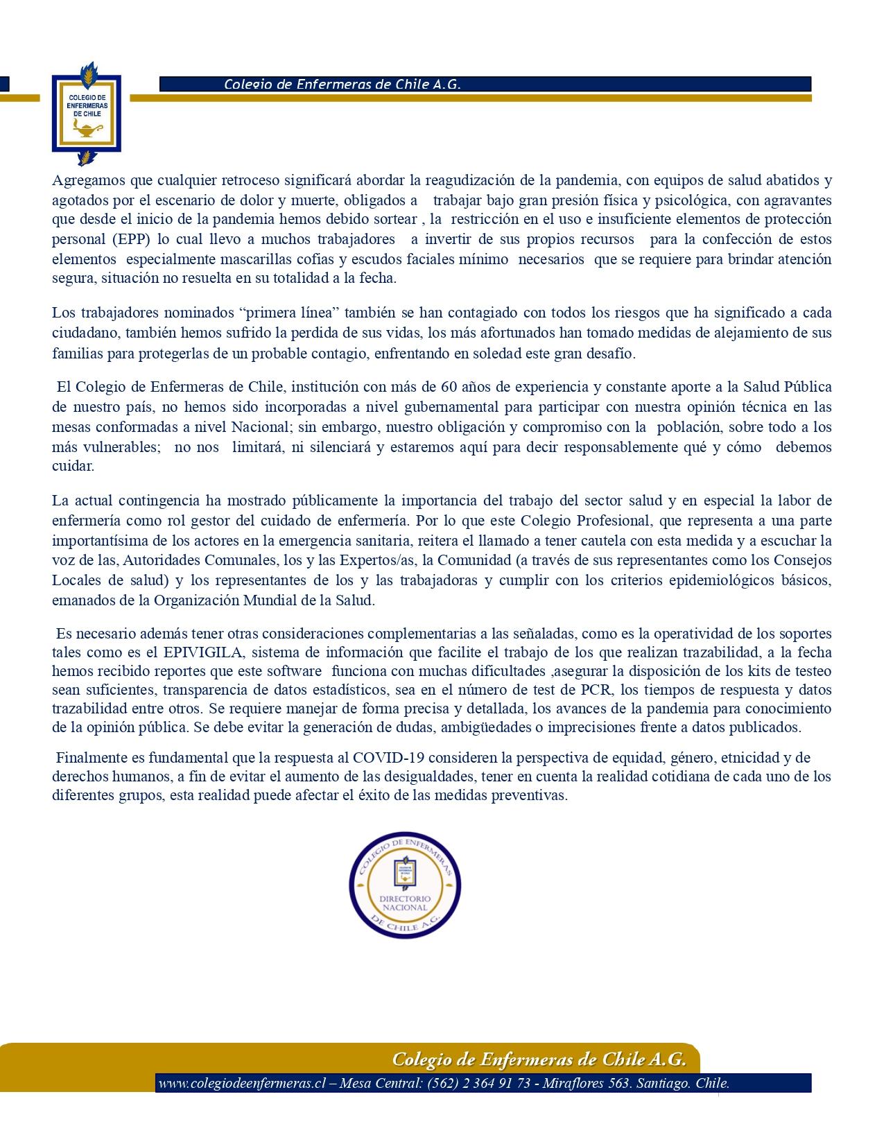 Declaracion Colegio de Enfermeras plan desconfinamiento paso a paso..pdf _page-0002